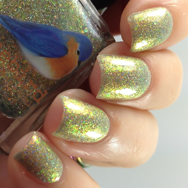 Bluebird Lacquer-It's Boo or Die