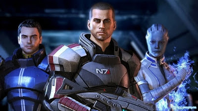 Mass Effect Legendary Edition Review - New Graphic