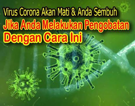 Pengobatan Infeksi Virus Corona Secara Alami dengan herbal