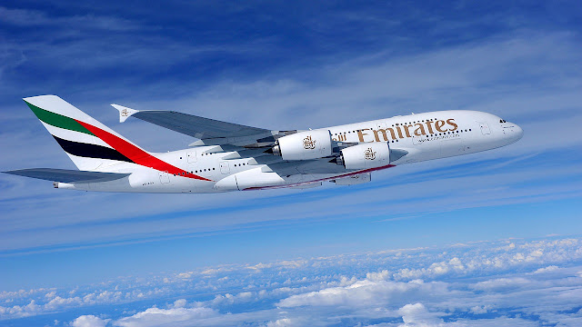 Emirates Airlines: A list of destinations where flights are temporarily suspended