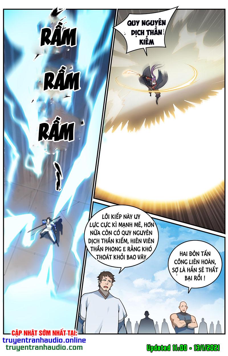 Bách Luyện Thành Thần chap 681 - Trang 2