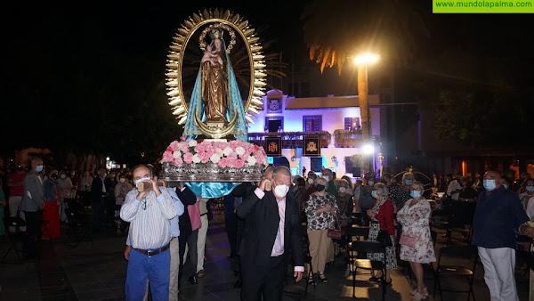 Los Llanos despide la fiestas de la Patrona con la tradicional Loa a La Virgen de Los Remedios