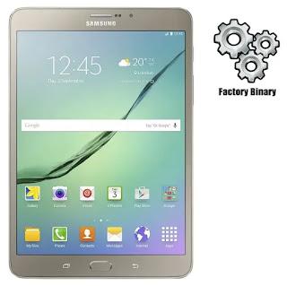 Samsung Galaxy Tab S2 9.7 SM-T817V Combination Firmware