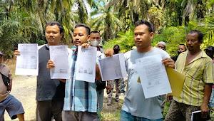 Kelompok Tani Gaharu Indah resah, mereka merasa tertipu oknum ASN DPKP kabupaten Langkat