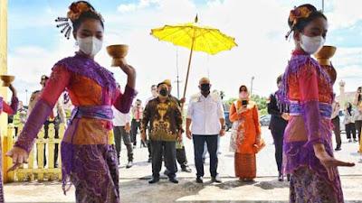 Ketua DPD RI Minta Kalbar Tak Bergantung Listrik kepada Malaysia