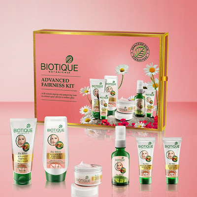 Biotique natural skincare products