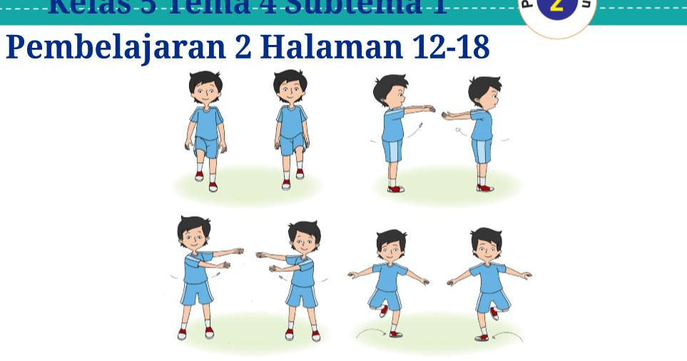 Kunci Jawaban Buku Tematik Tema 4 Kelas 5 Halaman 12, 13 ...