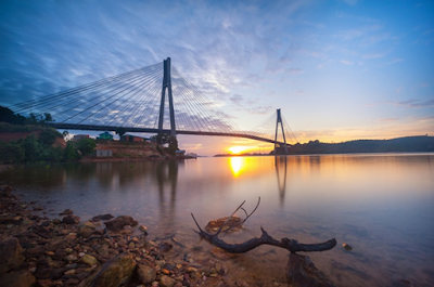 Jembatan Barelang Batam, Ikon Kota dan Warisan B. J. Habibie