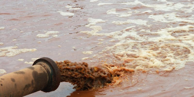 EGYPT: a network to monitor water pollution by industrial waste