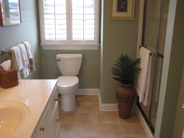 Bathroom Transformation and other favorite posts of 2011