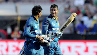 Tillakaratne Dilshan 161* - Kumar Sangakkara 105* Sri Lanka vs Bangladesh Highlights - 18th Match | ICC Cricket World Cup 2015