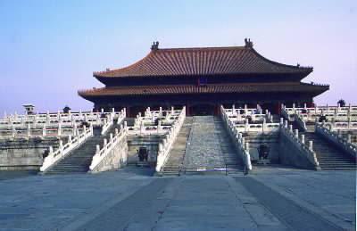 Evoluzione blocchi commerciali antica Pechino