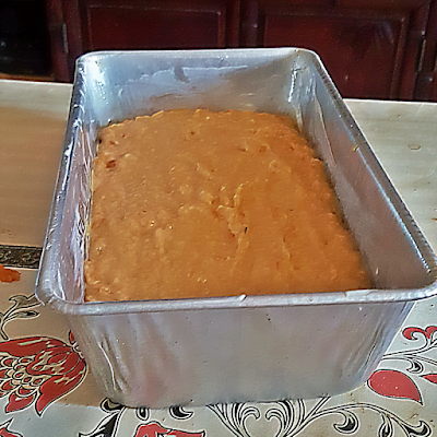 Sweet Potato Bread Recipe @ treatntrick.blogspot.com