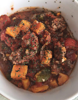 instant pot, instapot, instant pot chili, clean eating, healthy chili, 80 day obsession, 80 day obsession chili recipe, 80 day obsession instant pot