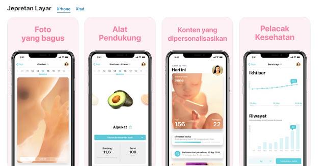Aplikasi Kehamilan+