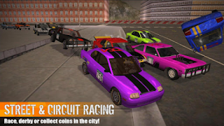 Demolition Derby 3 Mod Apk Unlimited Money for android