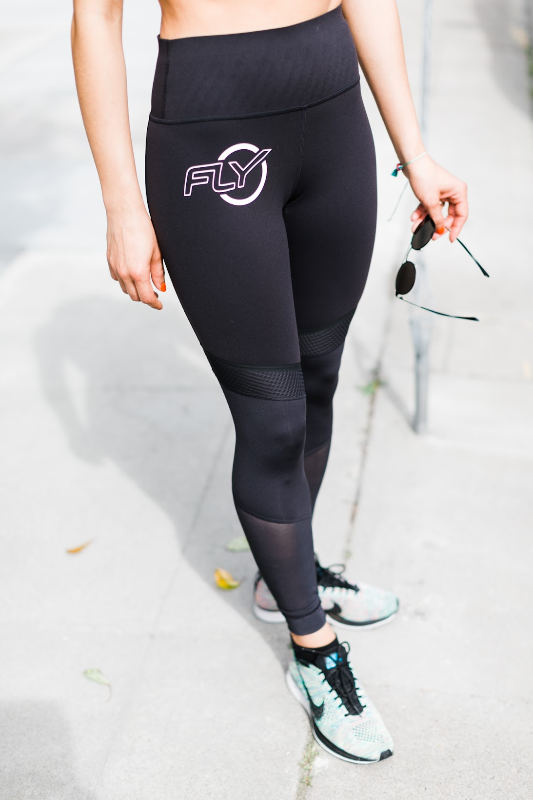 Flywheel, Flywheel ambassador, New Balance leggings, New Balance pullover, Nike air max 270, training for 10K, San Francisco