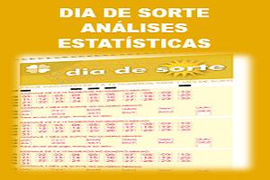 Dia de sorte concurso 93 análises estatísticas