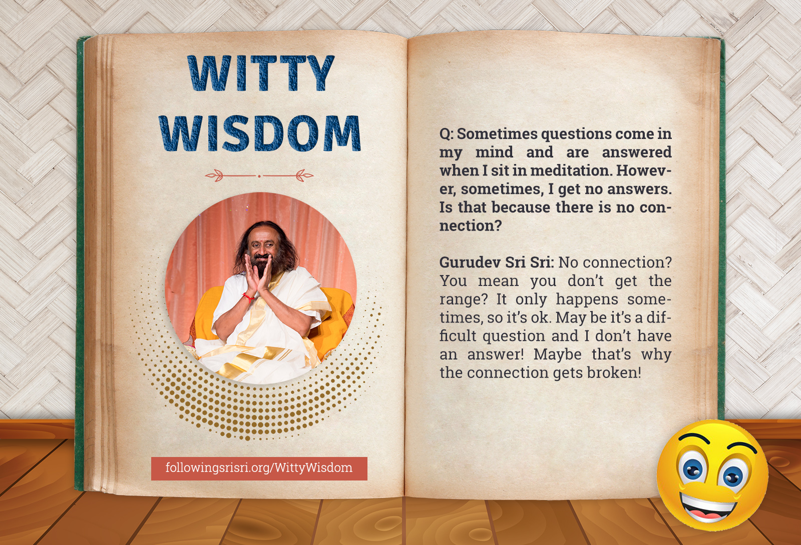 Connection | Witty Wisdom