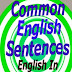 English: English to Urdu: Daily Used Sentences