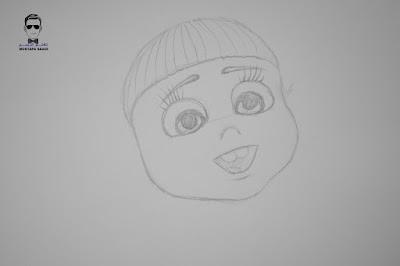 تعليم الرسم بالصورة خطوة بخطوة