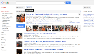 Google News,Indonesia,
