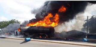 9 most deadliest fuel tanker explosions in Africa