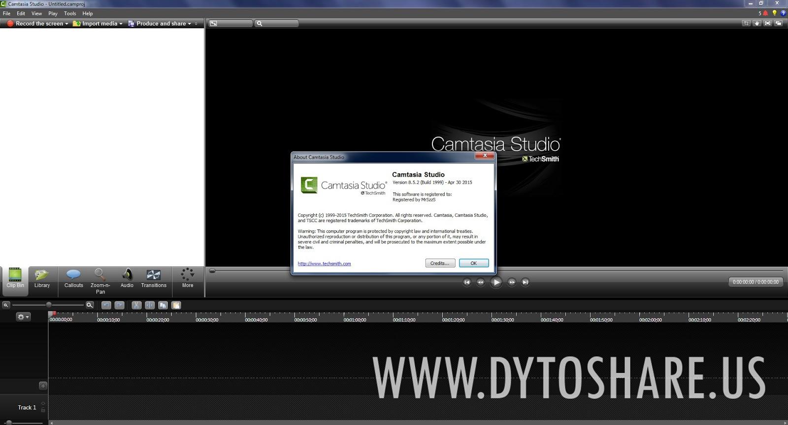 CAMTASIA.STUDIO.V8.6.0.2054 СКАЧАТЬ БЕСПЛАТНО