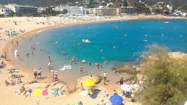 Paella en Tossa de Mar