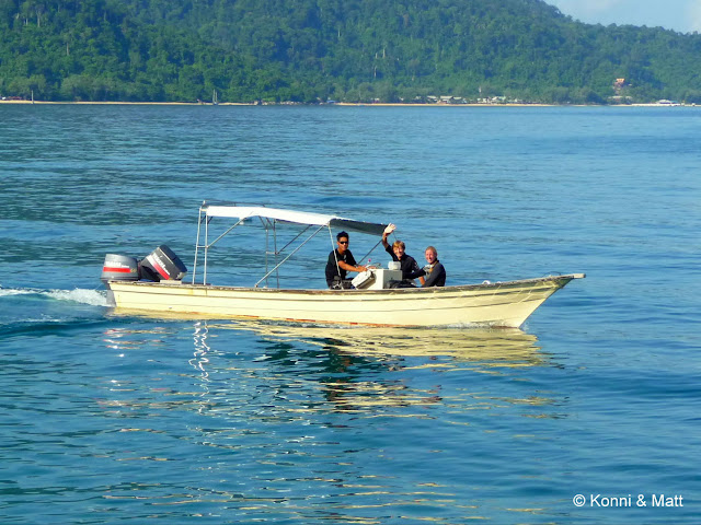 Tioman, Malaysia, South China Sea, scuba diving,