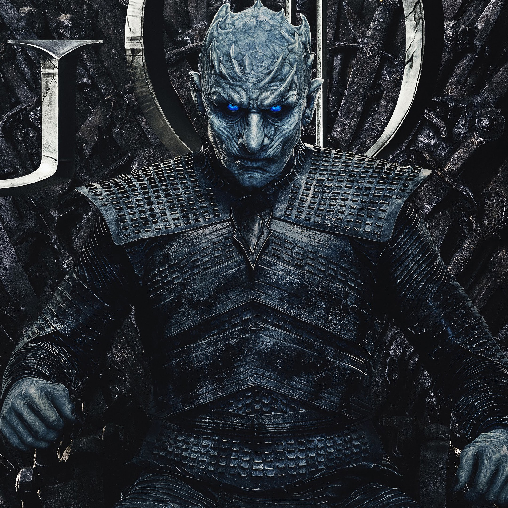 33 Night King From Game Of Thrones By Scepterdpinoy On: Night King, Game Of Thrones, Season 8, 4K, #15 Wallpaper