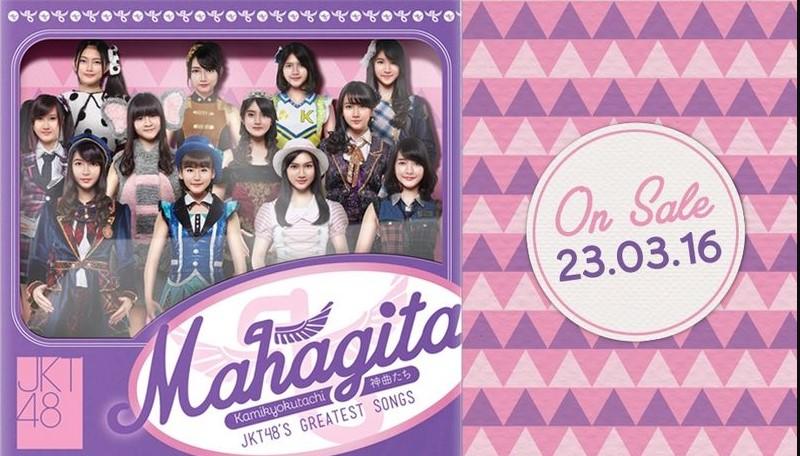 2nd Album JKT48 Mahagita Kamikyokutachi