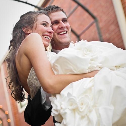 Significado carregar a noiva no colo