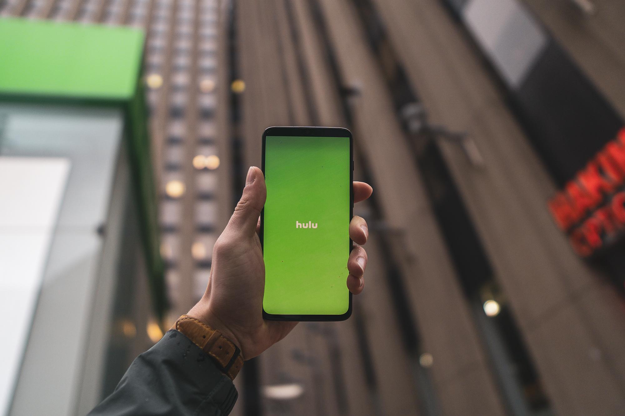 تحميل تطبيق hulu