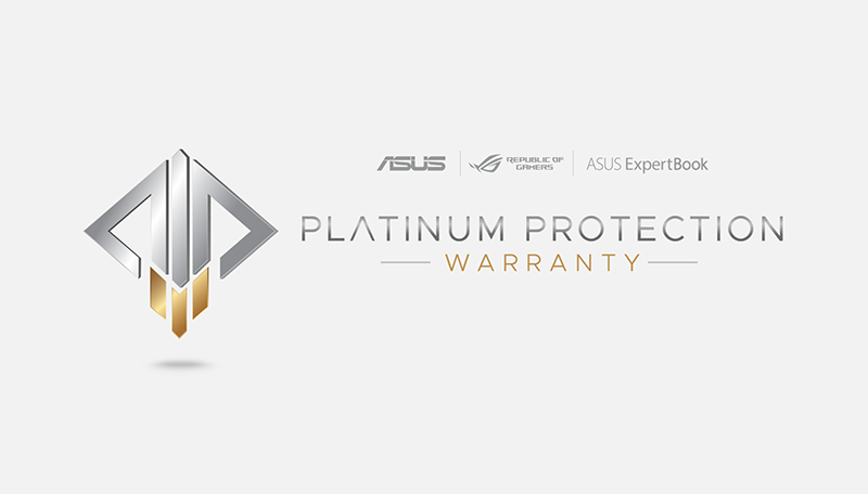 "To serve customers better, ASUS launches ""Platinum Protection Warranty"" service"