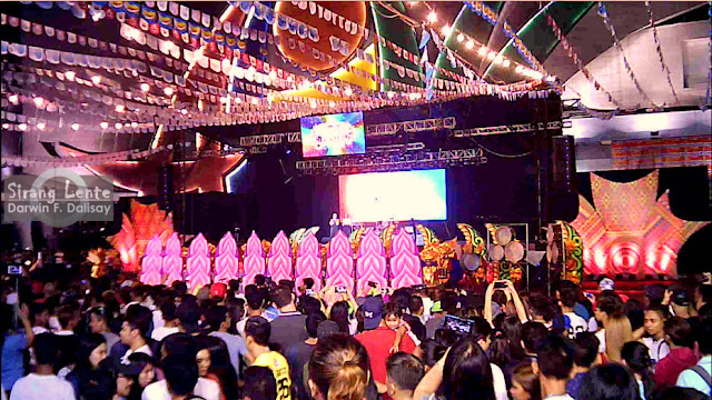Manaragat Festival in Aliwan Festival 2017