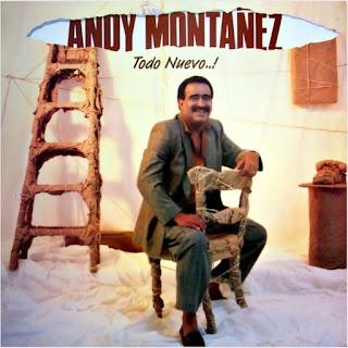 TODO NUEVO - ANDY MONTAÑEZ (1990)