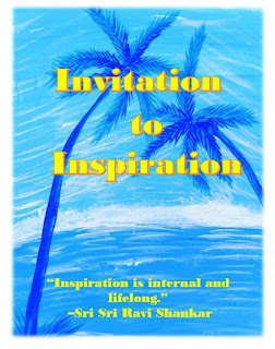 Everyday Vacay Part one: Invitation to Inspiration