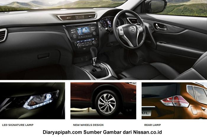 Mobil Nissan X-Trail Tangguh dan Terbaik Indonesia