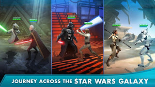 Star Wars Galaxy of Heroes Mod Apk (Always Critical)