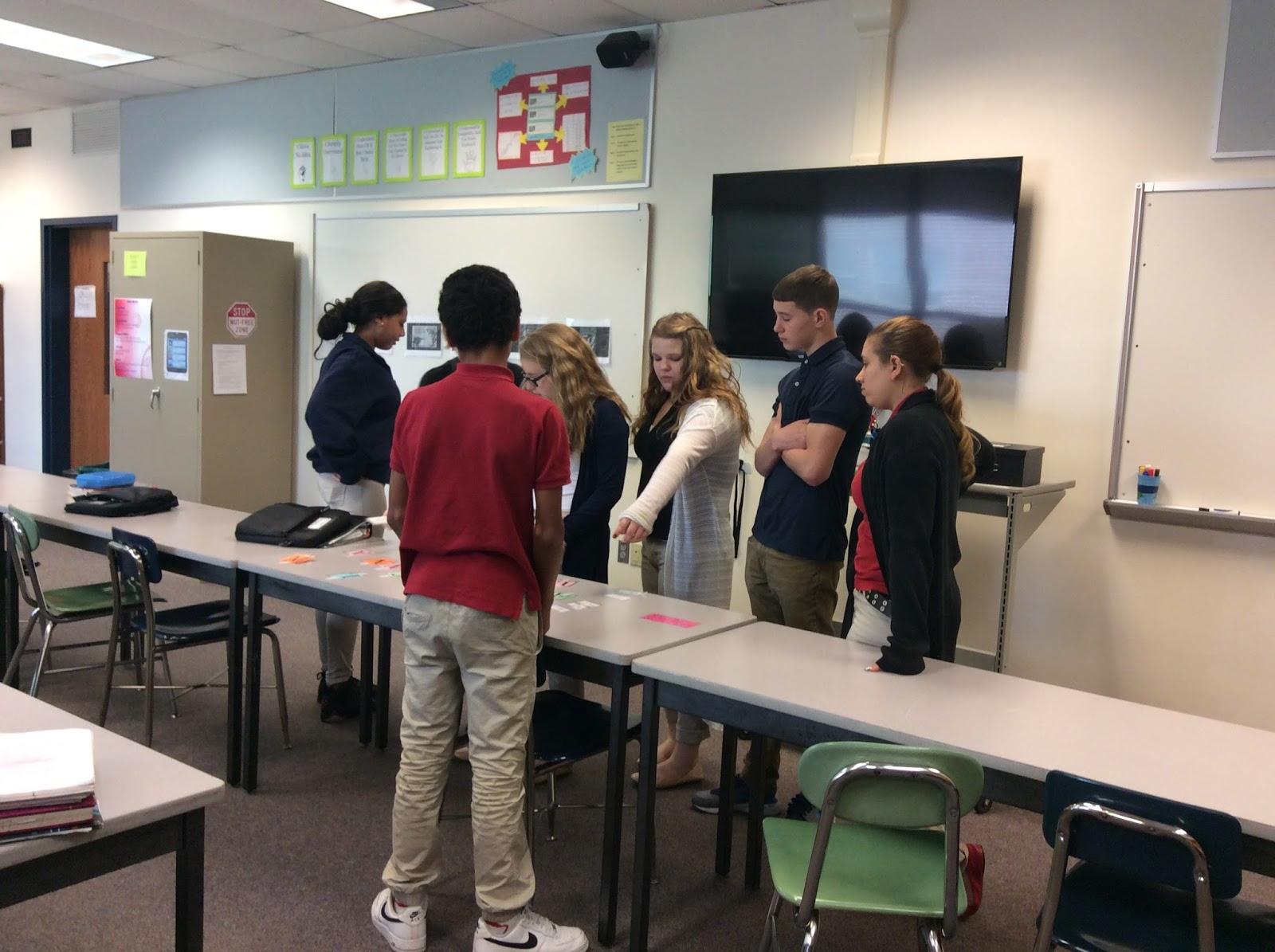 Escape Room Classroom Activity