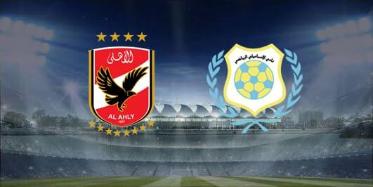 مباراة الاهلي والاسماعيلي بتاريخ 19-12-2019 الدوري المصري