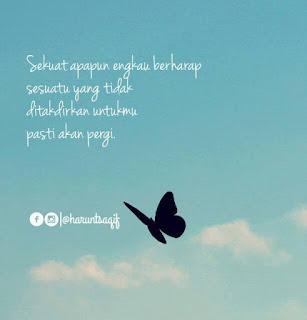 Berharap pada Allah