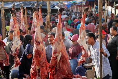 Tradisi Muegang di Sumatera