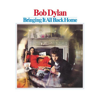 Bob Dylan - Bringing It All Back Home (capa)