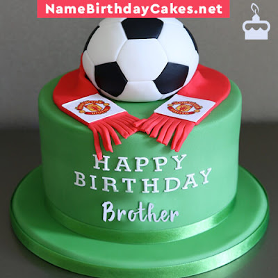 birthday cake for brother on facebook