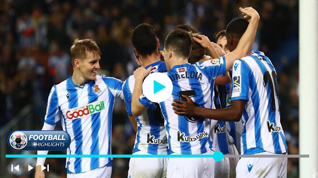 Real Sociedad vs Valencia – Highlights
