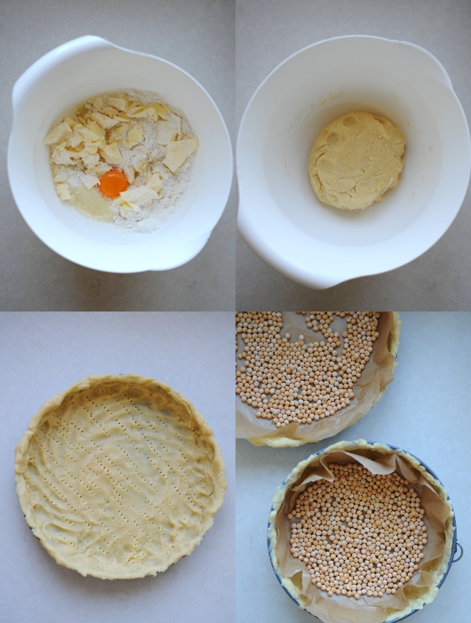 jak zrobić ciasto kruche