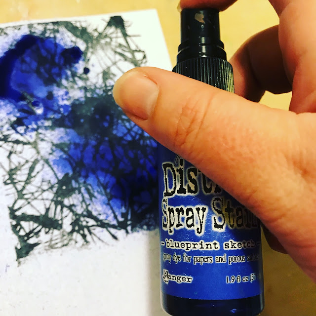 distress_spray_stain_card_making_stamping_blue_mixed_media