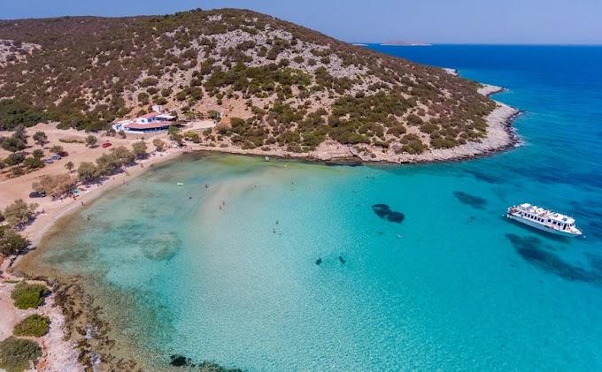 Το νησί με πληρότητα 100% Ιούλιο και Αύγουστο